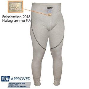 Панталон RRS в бяло FIA